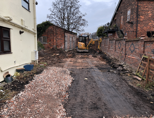The Leys, Cross Lane – Extension Update