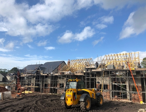 Chester Road, Kelsall New Build Housing Development Update