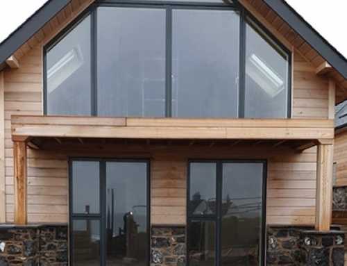Lookout Point, Rhosneigr Windows Have Been Fitted