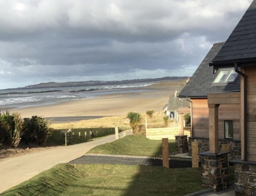 Finishing line in sight for Lookout Point, Rhosneigr development